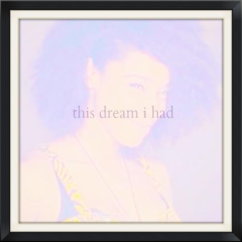 ceij dream girl framed