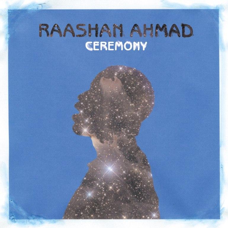 Raashan Ahmad ceremony cover