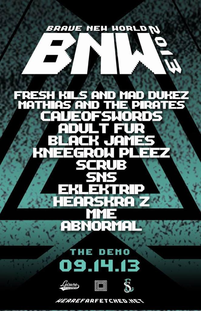 Scrub BNW 2013