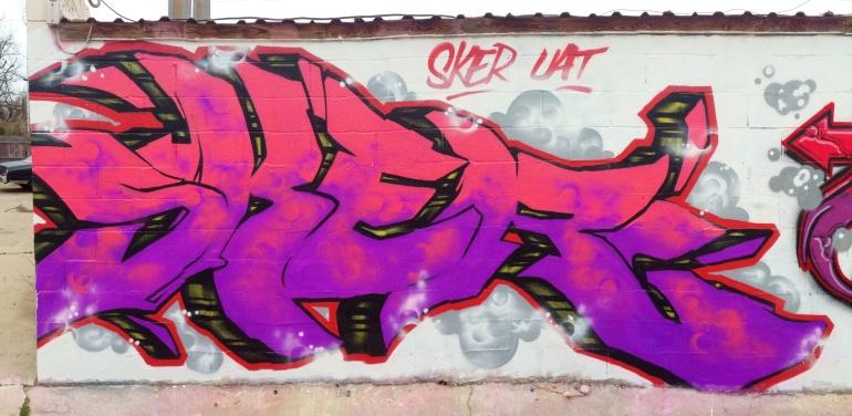 SKER UAT graffiti 3