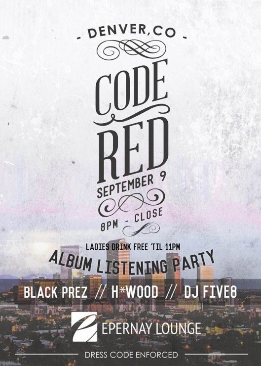code red party
