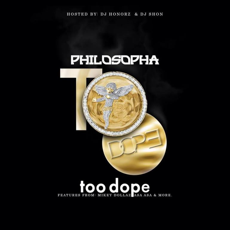 philosopha cover too dope
