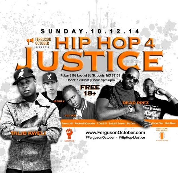 hip hop 4 justice