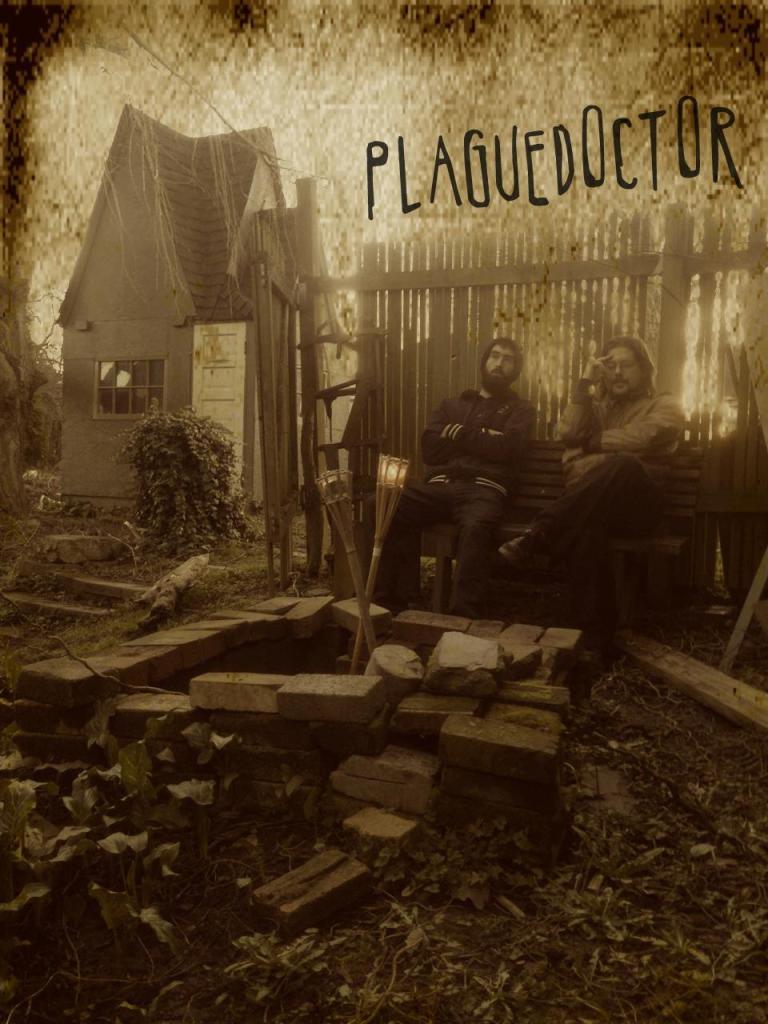 Plague doc house