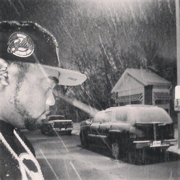 Pancho snow