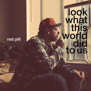 red pill look cover