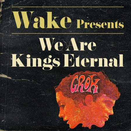 Wake we a are kings cover