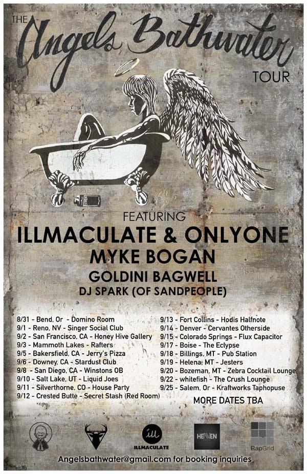 illmaculate tour