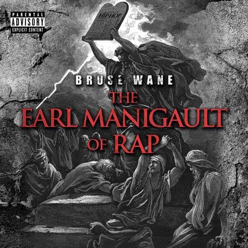 bruse wane earlcover