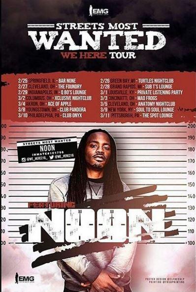 noon tour 2